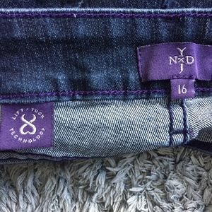 NYDJ Jeans - Not Your Daughters Jeans, size 16